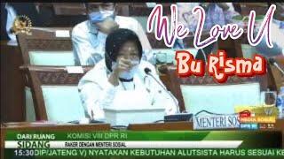 "Komisi VIII DPR RI : "" We Love U Bu Risma"""