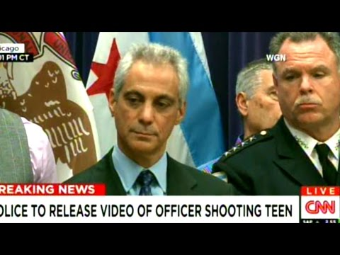 Corrupt POS Chicago Mayor Lies About His Corrupt Police Department