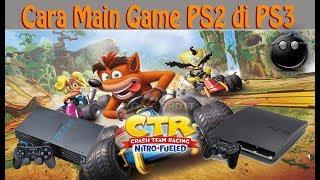Cara Memainkan Game PS2 di PS3 CFW Firmware 4.82