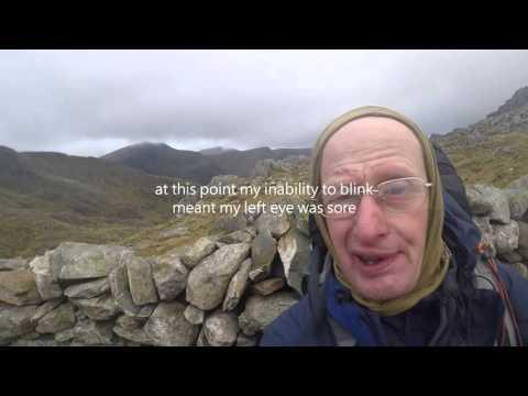 Snowdonia EXTREME WEATHER Wild Camp