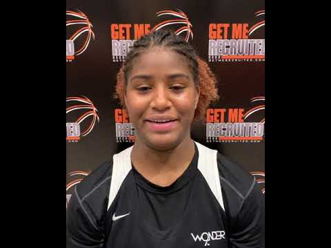 Rhian Lawrence (Carolina Dream/Voyager Academy/Durham, NC) 2023 5'5 PG
