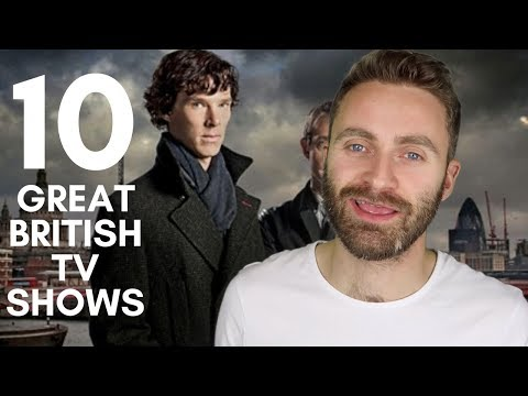 10 Great British TV Shows to Learn English