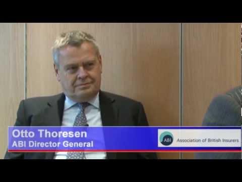 Insurance Times interviews Otto Thoresen