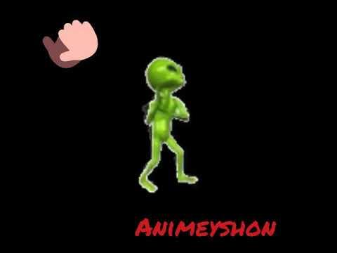 Alien bailando Journey