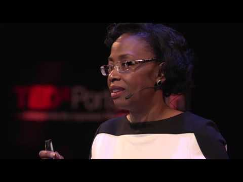 Claiming your Identity by understanding your self-worth. | Judge Helen Whitener | TEDxPortofSpain