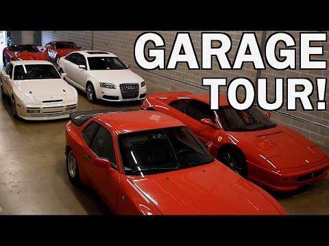 New Garage Tour! I Got A Warehouse!!