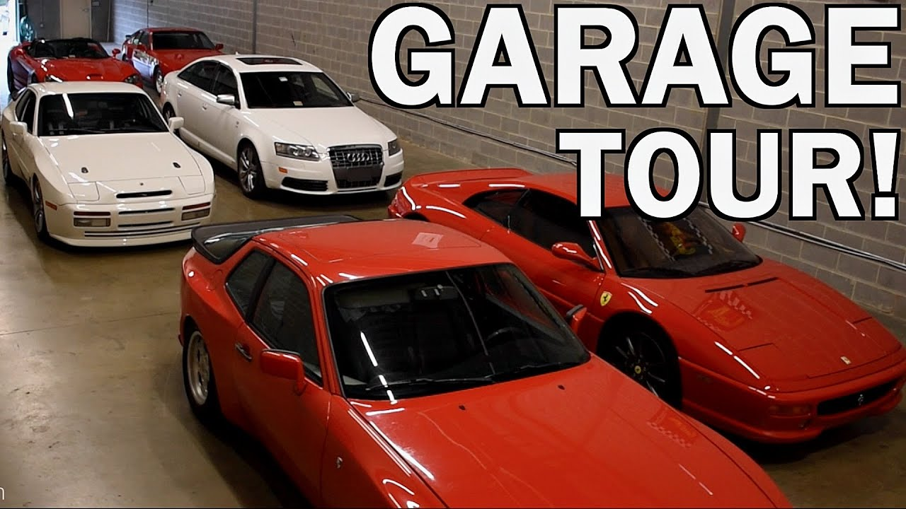 Garage Audi Tours New Garage Tour I Got A Warehouse