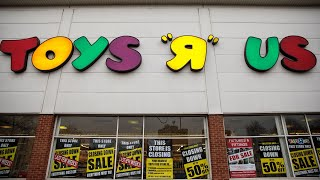 Toys R Us prepares to liquidate business, may close all 800 U.S. stores
