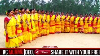 Santali Traditional Dance II BAHA Dance _ Santali Video