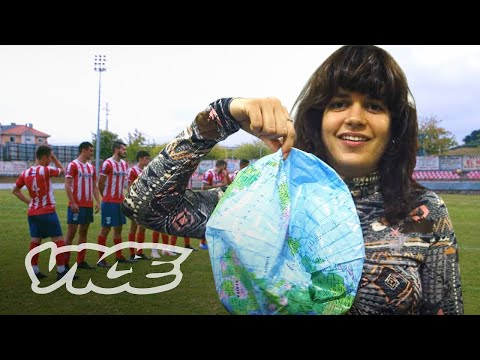 The Flat Earth Soccer Team
