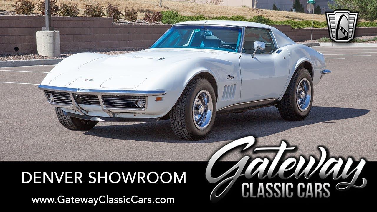 1969 Chevrolet Corvette Stingray Gateway Classic Cars Denver 656