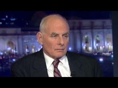 Kelly on immigration, NoKo, Trump vs. press, Russia probe