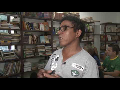 """ONG """"Ação"""" ajuda moradores do Morro do Banco a ter uma boa qualidade de vida de YouTube · Duração:  4 minutos 48 segundos"""
