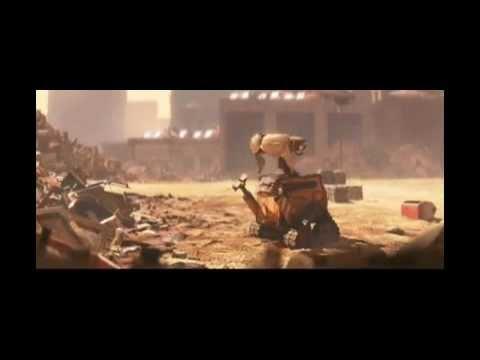 Wall-E – Trailer italiano