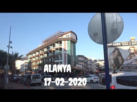 ALANYA Солнечный день Про ВНЖ и работу в Турции Oba Алания