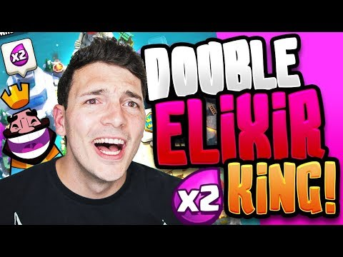 UNBEATABLE DOUBLE ELIXIR PRO - Clash Royale War Tips