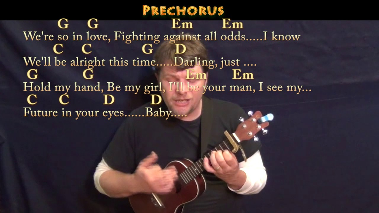 Perfect (Ed Sheeran) Ukulele Cover Lesson With Chords