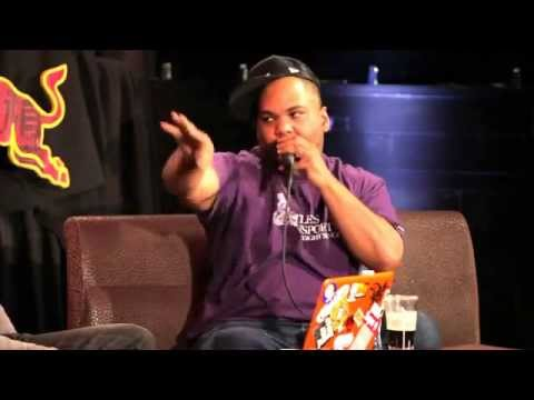DJ Maseo of De La Soul Interview (2012)