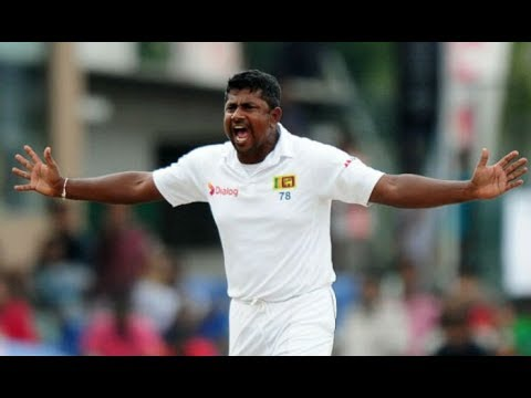 Rangana Herath's 5/65 & 6/43 vs New Zealand, 1st Test at Galle, 2012 - Extended Highlights