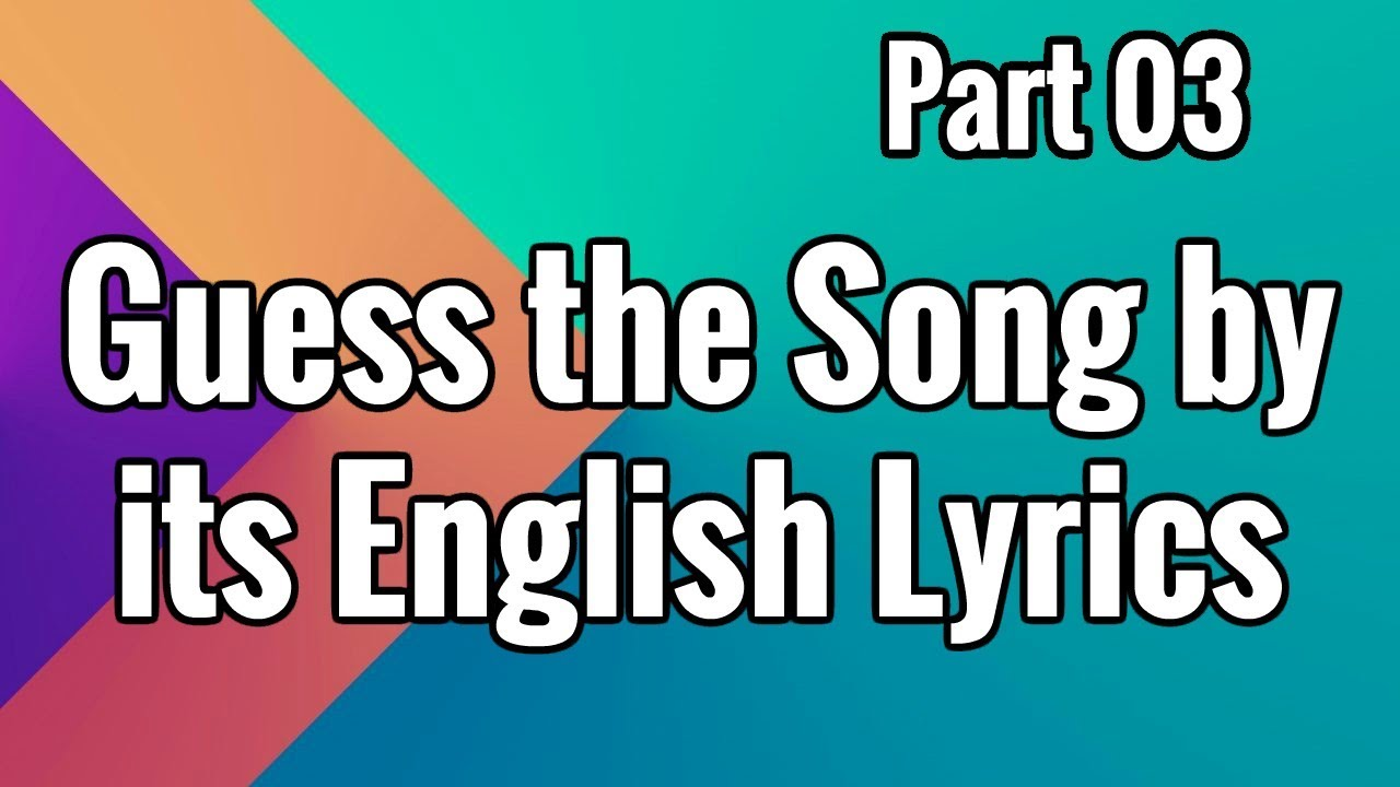 Guess The Song By Its English Lyrics Bollywood Mid Old Songs Special 3 Youtube Check off all the top hindi songs from the 2010s you've heard and we'll guess your age. guess the song by its english lyrics bollywood mid old songs special 3