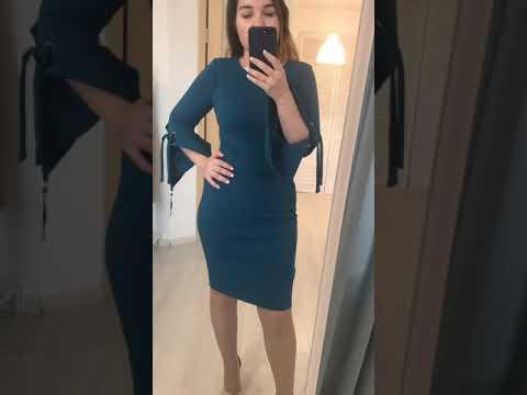 Обзор на платья Calvin Klein. Часть1.