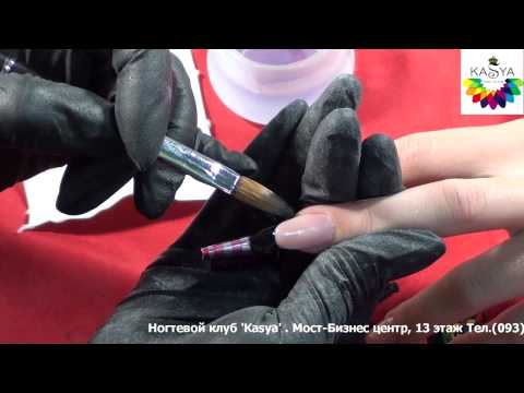 Модный маникюр 2016 2017 новые эффекты на ногтях