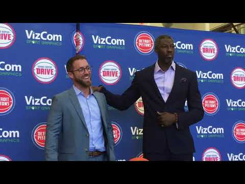 Ben Wallace introduced as part-owner of Grand Rapids Drive