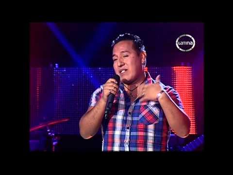 La Voz Perú: Frank Silva cantó 'Ámame' de Alexandre Pires