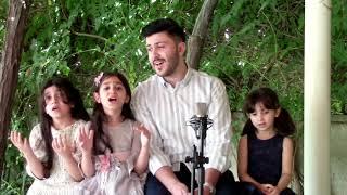 نور في الأجواء تألق - حارث الفواز والزهرات - تنفيذ صوتي : استوديو ايمن رمضان