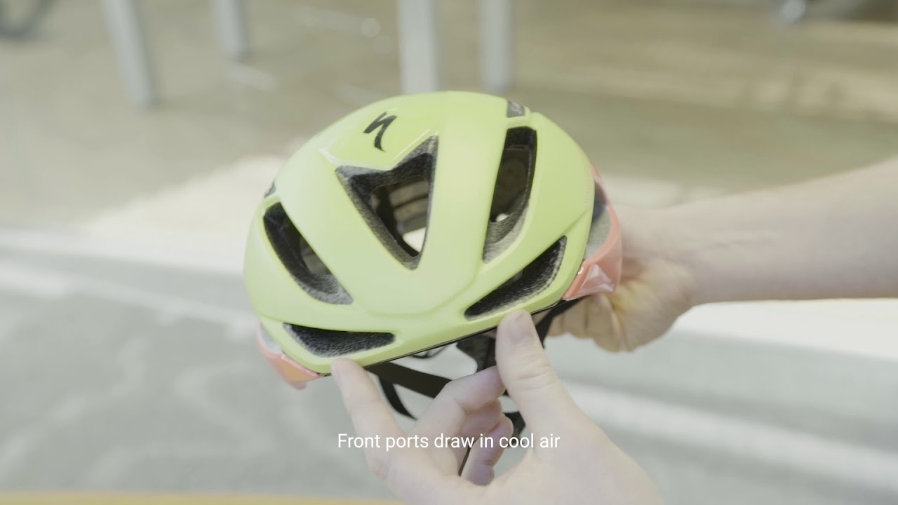 0d161ab3add First Look: Specialized S-Works Evade II Helmet | Sigma Sports - YouTube