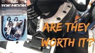 Should you buy goalie toe hooks