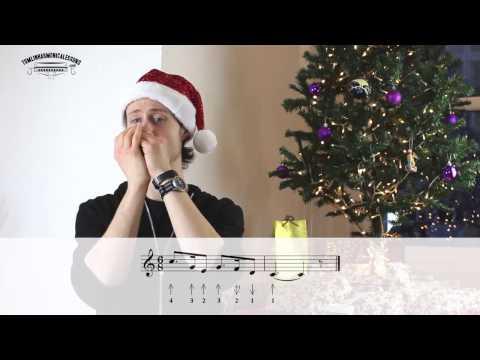 Harmonica harmonica tabs last christmas : Detail for Harmonica C