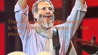 Hard Headed Woman by Cat Stevens with Lyrics