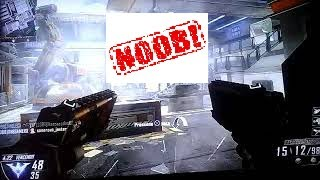 NOOB DO CALL OF DUTY : BLACK OPS 2