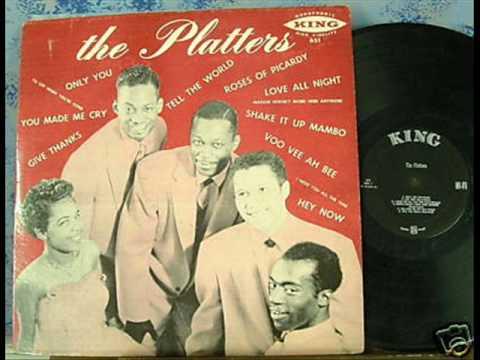 The Platters Ebb Tide