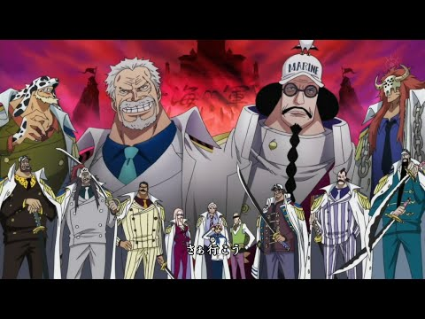 Top 10 Strongest One Piece Marines