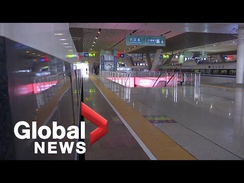 Coronavirus outbreak: Wuhan