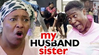 My Husband Sister Season 1 & 2 - ( Mercy Johnson ) 2019 Latest Nigerian Movie