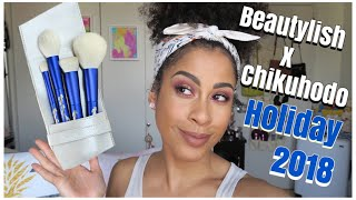 BEAUTYLISH X CHIKUHODO HOLIDAY 2018 | REVIEW + DEMO
