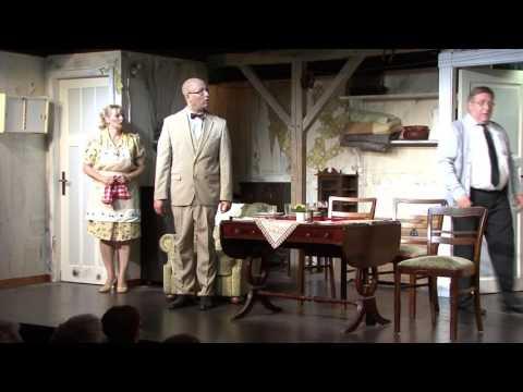 Lachmöwen-Theater Brandstiftung
