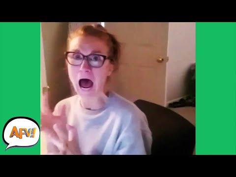 SCREAM 'F' for FAILURE!  | Funny Videos | AFV 2020