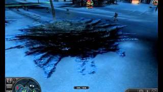 World in Conflict Single Player Battle vs Bots 7vs8