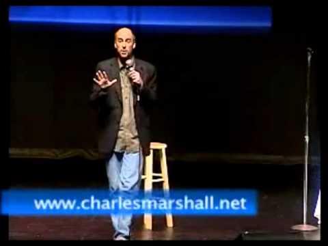 Missouri Funny Comedian Charles Marshall
