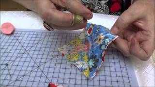 Техники лоскутного шитья