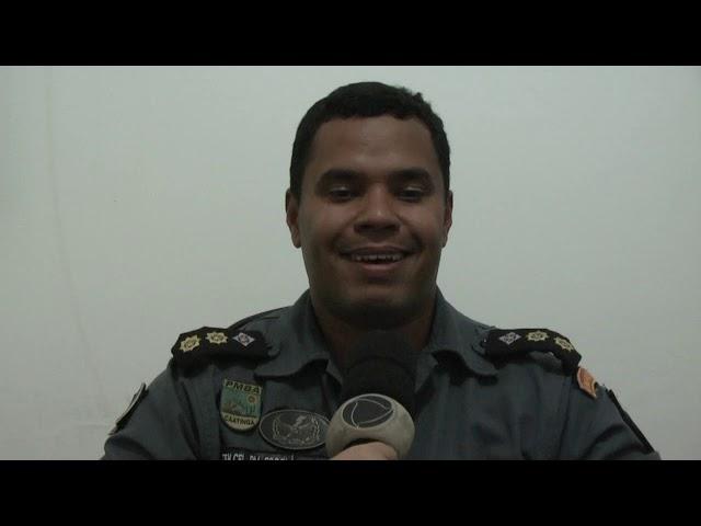Polícia Militar está realizando fiscalização e orientações no trânsito de Confresa