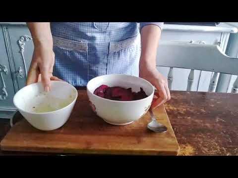 Karpaćo od cvekle - video recept