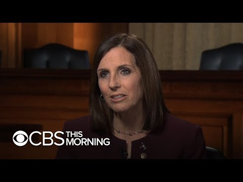 Martha McSally: Prevalence of sexual abuse in military is a national security threat