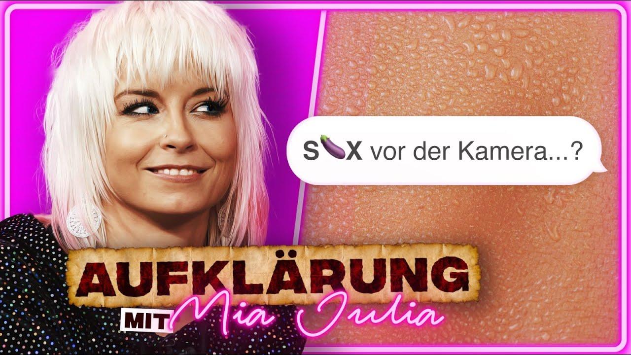 AUFKLÄRUNG mit Pornostar Mia Julia!