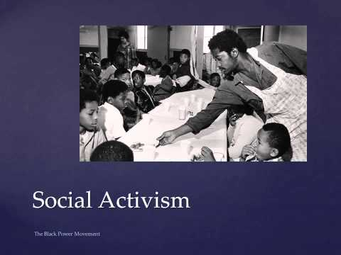 Black Power Movement: Less Civil More Power