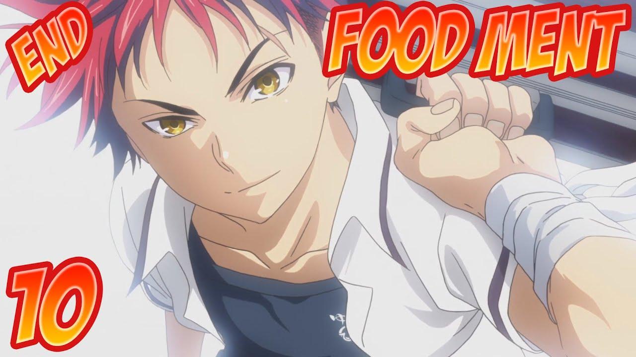 Food MENT! - Episode 10 (Shokugeki no Soma Abridged)